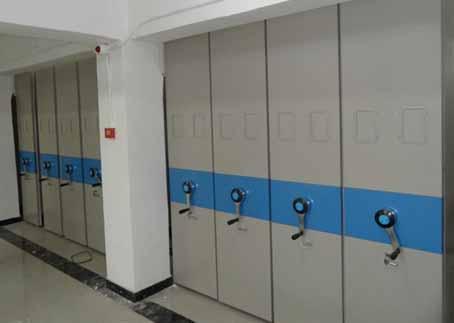 档案柜编号样式广州尤度装修设计有限公司图片