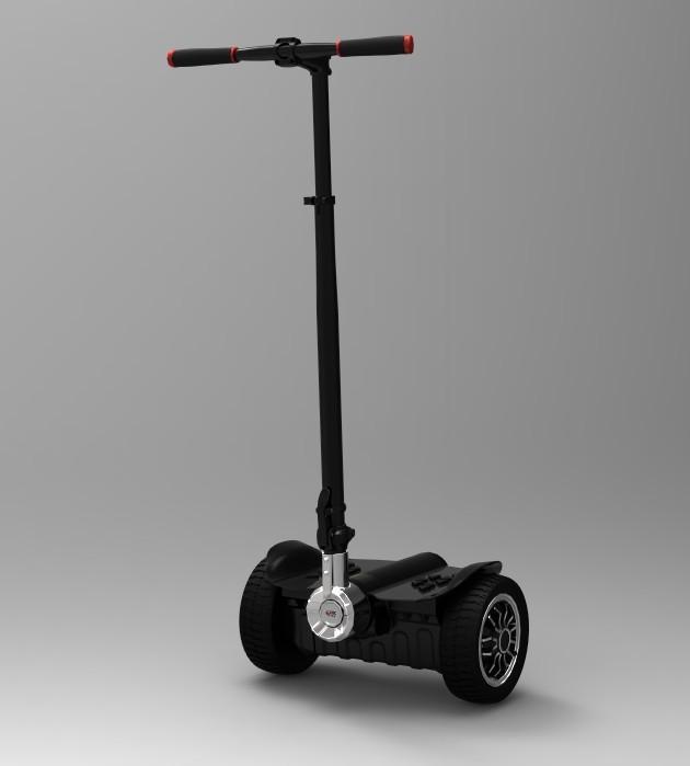 骑客智能平衡车的运作原理主要是飞机平衡