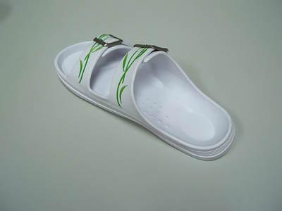 eva白色拖鞋(ib-0026)