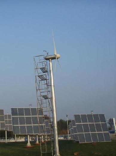 """发联系信 分享到: """"气象局麦隆风力发电机""""参数说明 桨叶"""