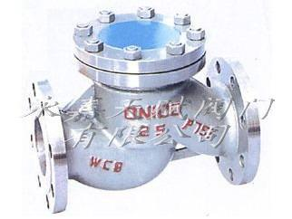 h41w国标立式升降式止回阀图片
