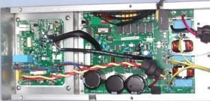 节流机构:电子膨胀阀          热泵切换机构:可选择四通阀图片