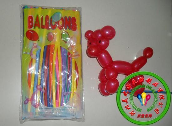 销售各类乳胶玩具气球