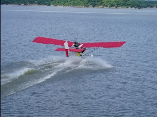 超轻型水上飞机(a2c)