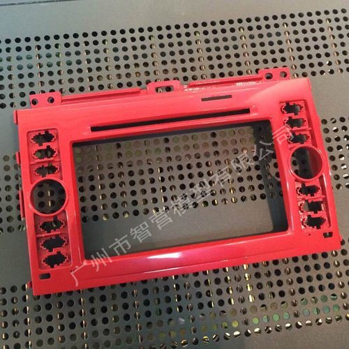 CNC手板加工汽车配件塑胶手板模型制作
