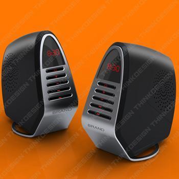 便携音响产品设计