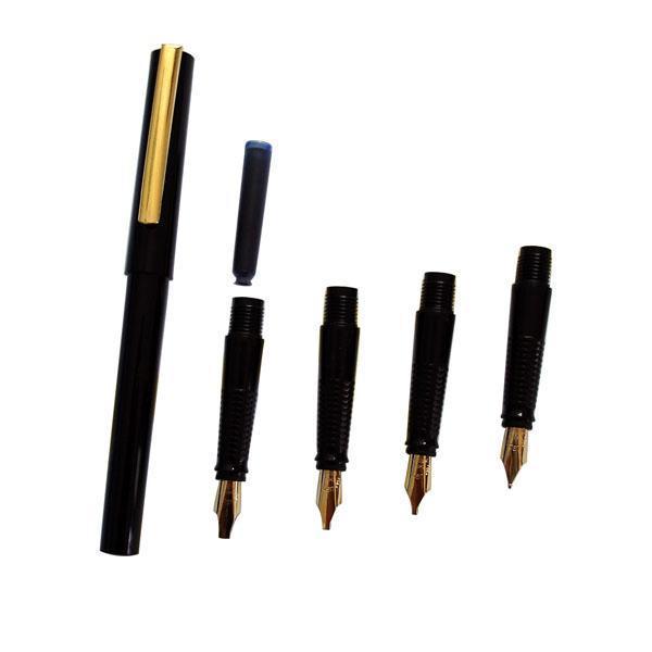 钢笔套装,钢笔,大小笔尖,镀金笔尖生产供应商 笔类