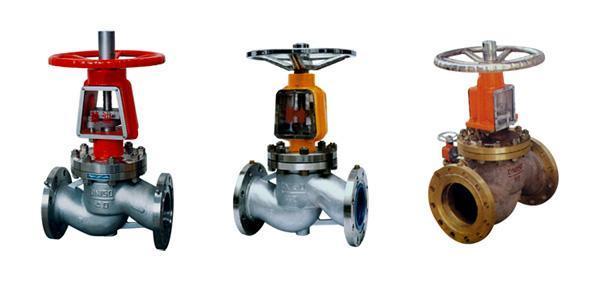 阀门是控制元件,其主要作用是隔离设备和管道系统,调节流量,防止回流图片