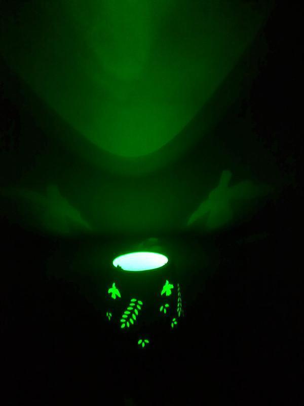 LED陶瓷台灯