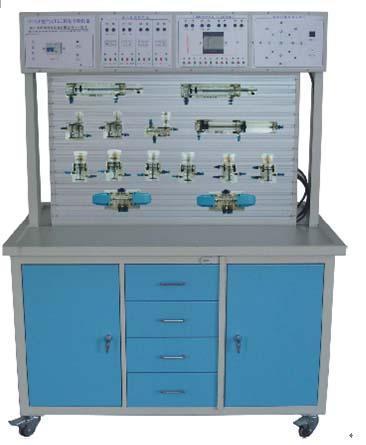透明液压传动教学演示系统(tc-ty01型)图片