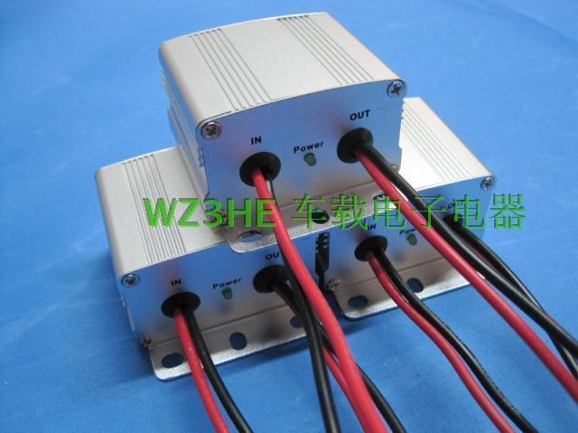 直流12v升220V的升压器制作图片