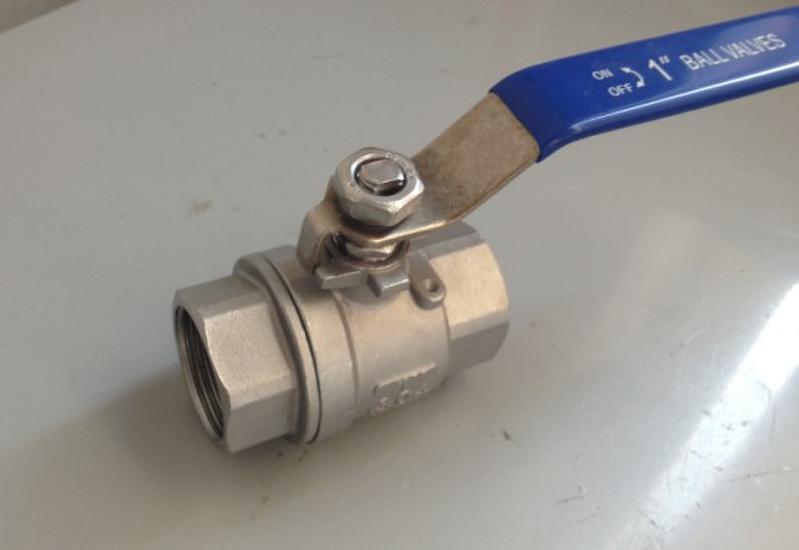 < 300℃(pll)           零件材质     (2pc)q11f两片式不锈钢球阀图片