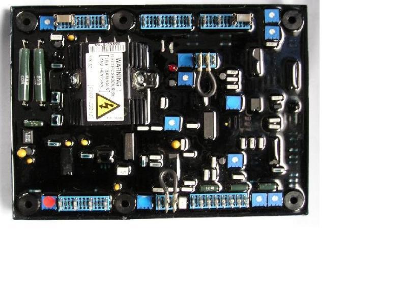 发电机自动电压调节器-mx321高清图片