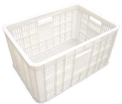 白色塑料筐【批发价格