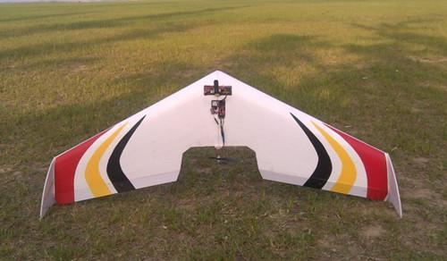 固定翼航模三角翼飞翼