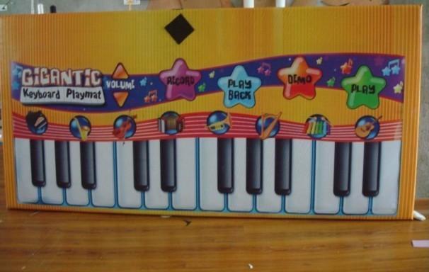 脚踏电子琴