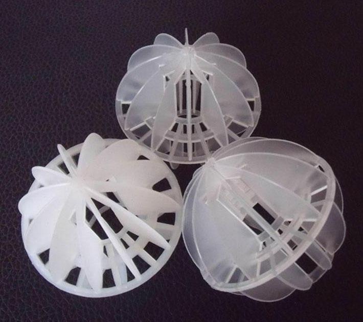 面空心球水处理设备多面空心球填料结构作用详细内容