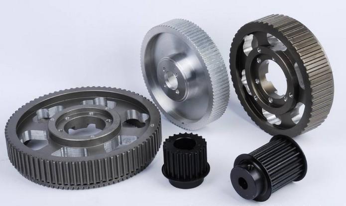 同步带生产厂家_同步带轮_同步轮各尺寸计算公式