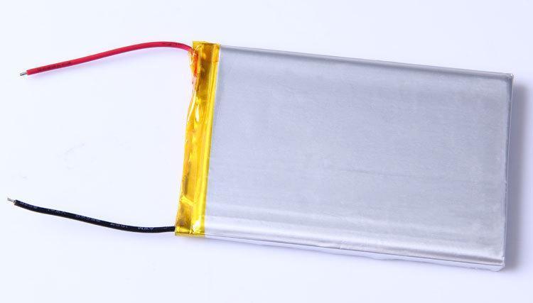 聚合物锂电池图片