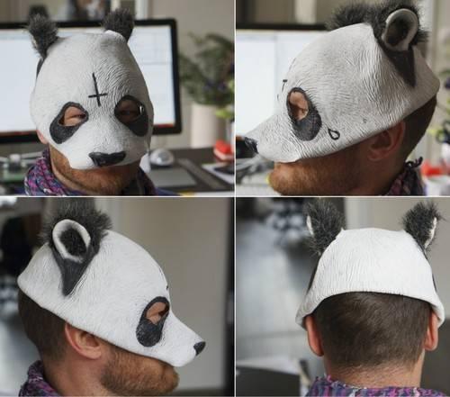 熊猫面具【批发价格,厂家