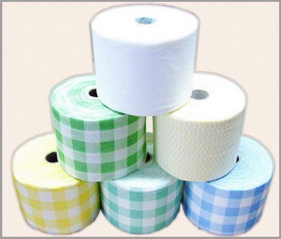 柔巾机通用50g 80g柔巾卷