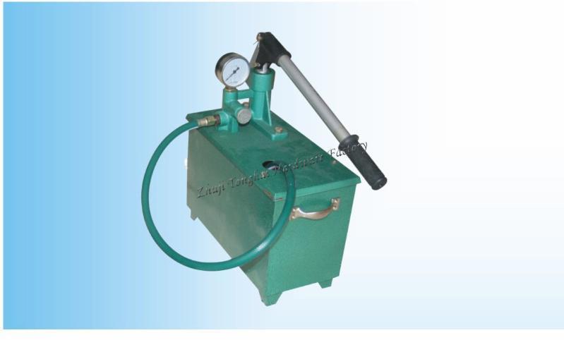 程超th40a手动加固型试压泵40公斤图片
