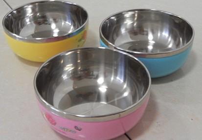 不锈钢碗图片,不锈钢碗高清图片 台州市黄岩大铭塑料厂,中国制造网图片