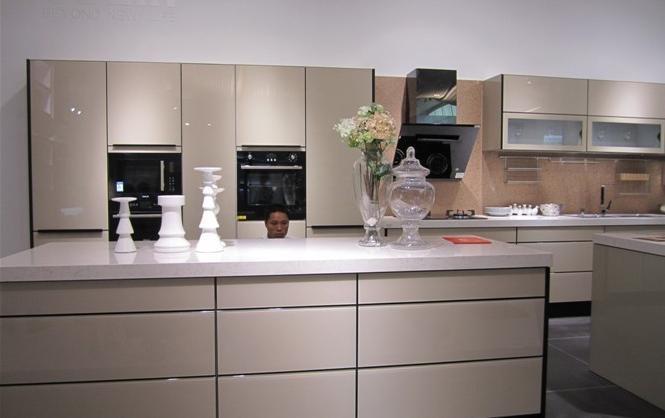 产品目录 建筑和装饰材料 厨房设施 壁橱和橱柜 03 亚克力整体橱柜图片