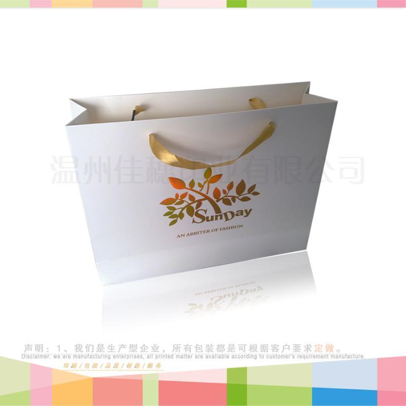 产品目录 包装,印刷用品 物流包装 塑料编织袋 03 定做高档纸质手提图片