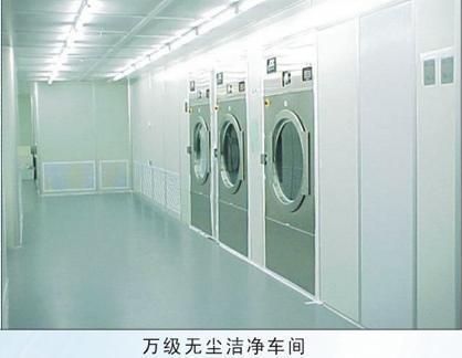 上海工业地板 无尘车间净化工程