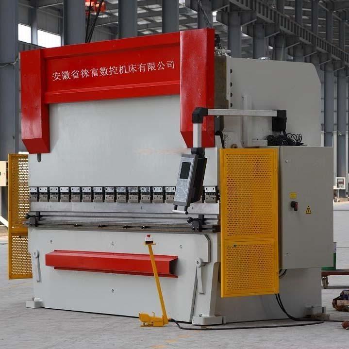 液压板料数控折弯机(wc67k-100t/3200)图片