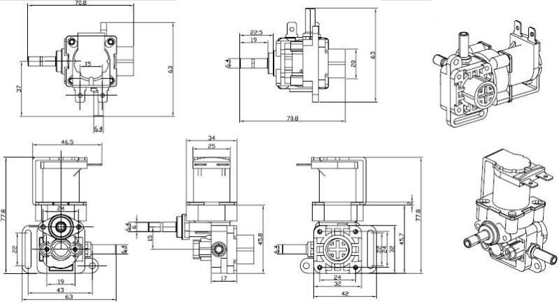 减压恒流阀zxd-04图片