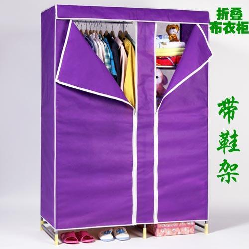 折叠布衣柜【批发价格,厂家,图片,采购】-中国制