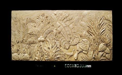 产品目录 建筑和装饰材料 石料石材 砂岩,砾石及卵石 03 新浮雕
