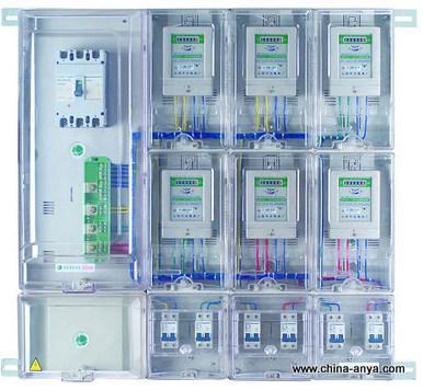 直流电表接线图解