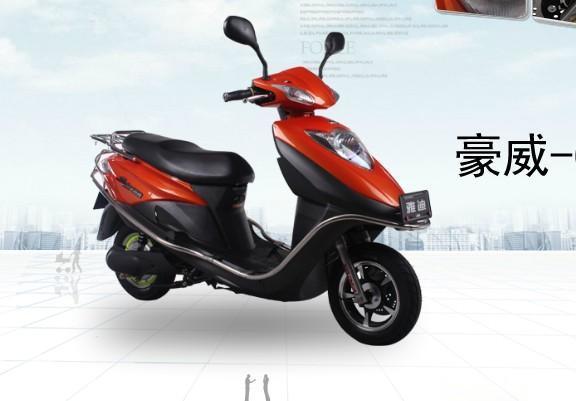 锂电池电动车雅迪电动车图片时尚款雅迪熊猫电动车