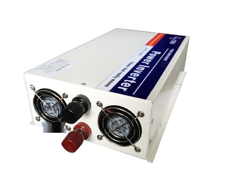逆变器是怎么把直流电转换成正弦交流电 用的什么方法或原件图片