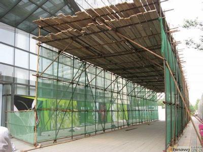 驳式幕墙工程由钢结构