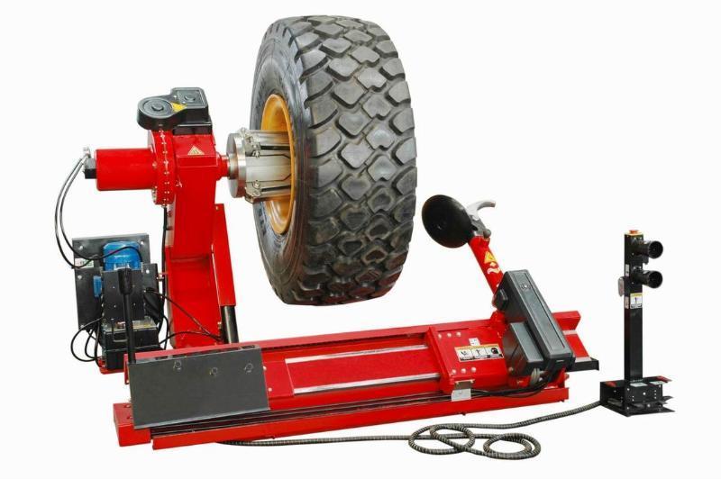 轮胎拆装机价格_大型轮胎拆装机