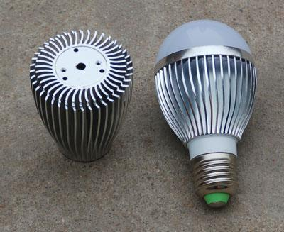 Image result for LED 灯散热