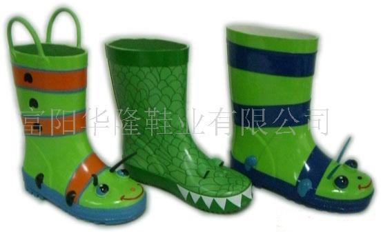 橡胶儿童雨鞋