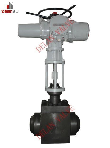 比如汽机跳闸时,需及时打开最小流量阀,把一部分高压水由泵出口处回流图片