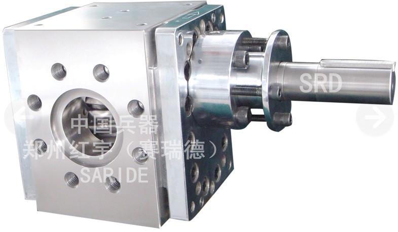 熔体齿轮泵图片
