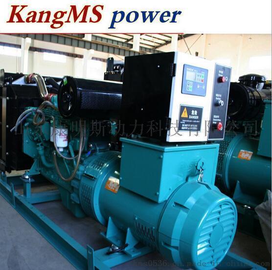 东风康明斯柴油发电机组 柴油发电机30kw 100kw静音发电机组