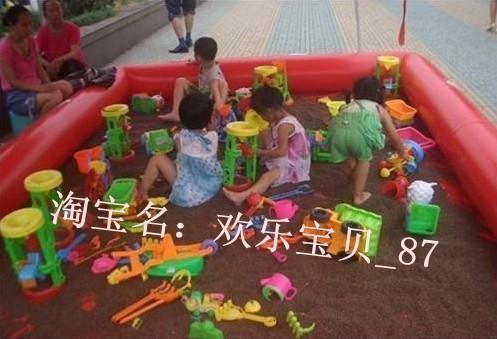 儿童充气沙池(sl-sc)【批发价格