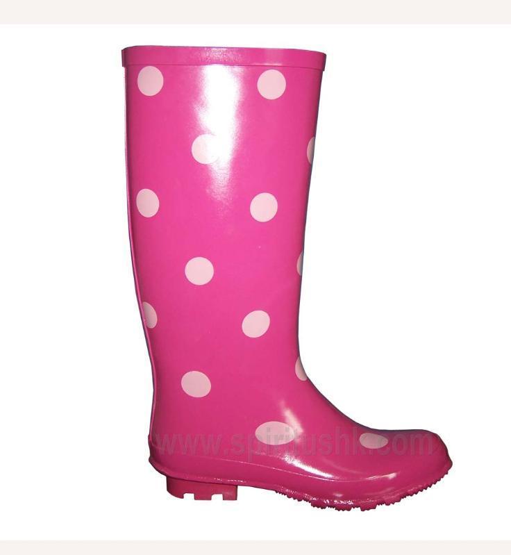 橡胶雨鞋-3