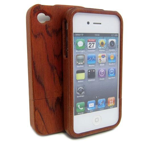 木制手机外壳(适用于iphone)