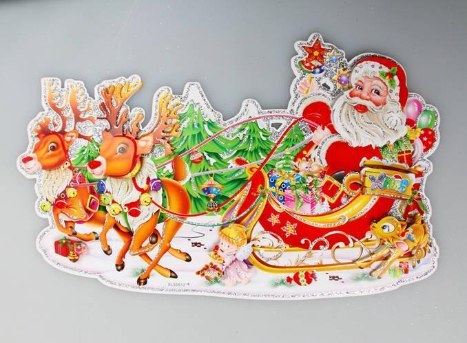 圣诞鹿拉车批发+-+中国制造网圣诞用品