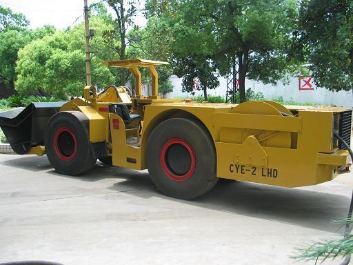 地下电动铲运机动力如何,都有什么样的配置图片