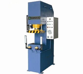 yp41系列单柱液压机图片